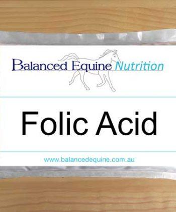 Folic acid B9